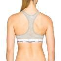 Calvin Klein F3785E-020 GRAY gray sporty gray bra