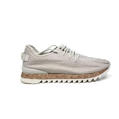 Apepazza sneaker in tessuto color bianco sporco articolo DLY22