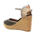 Wrangler Sandal with high wedge bronzo article WL171650 W0097