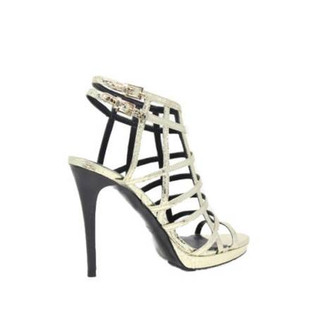Versace Jeans Alto Gioiello Donna Eovlbs83 Tacco Oro He29di Sandali hdCsxoQrtB