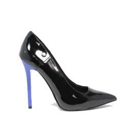 Versace Jeans Sandali Gioiello Donna Tacco Alto EOVLBS11 Nero