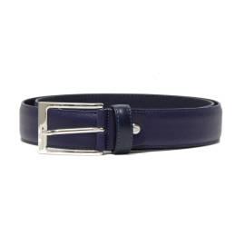 Valentino Handbags VCP2BN56 CALEB BLU cintura uomo regolabile