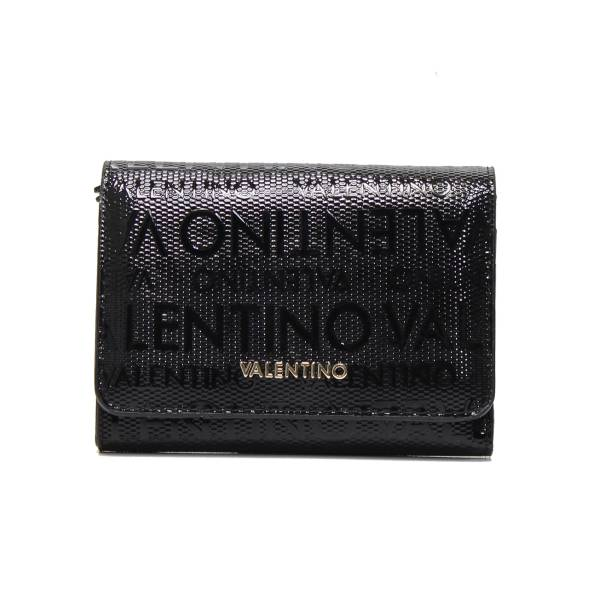 Valentino Handbags VPS2C243 CLOVE NERO women's wallet