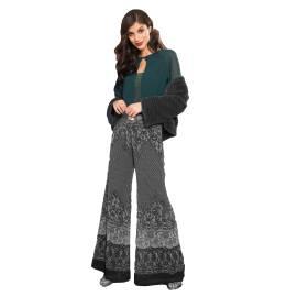 EDAS LUXURY GROSIA VERDE women's rhinestone shirt