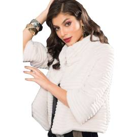 EDAS LUXURY PETRISA PANNA Short Women's Fur