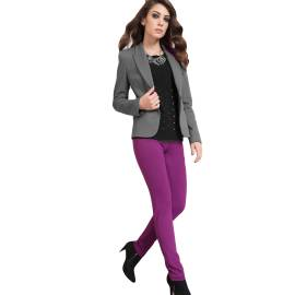 EDAS PLATANO CICLAMINO women's leggings