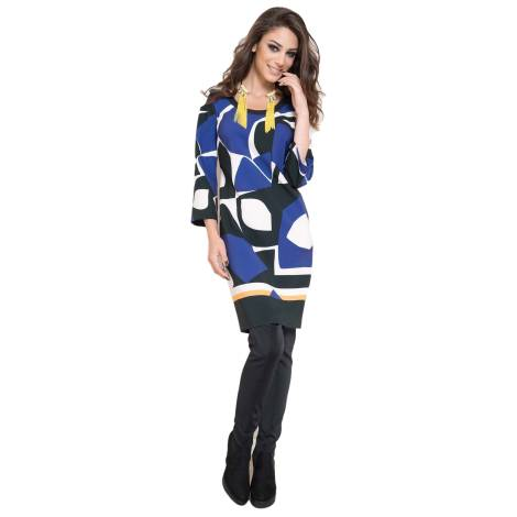 EDAS TIVERIO BLUETTE short dress woman
