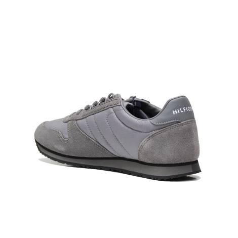Fm0fm01118 Sneakers Gray Steel Tommy Men Hilfiger ZqOYcw8