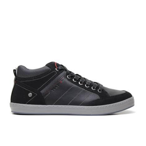 Wrangler WM172121 BLACK man sneakers