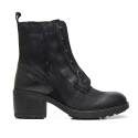 Wrangler WL172535 BLACK woman ankle boots