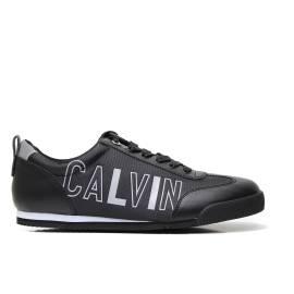 Calvin Klein Jeans S0501 BLACK sneaker uomo