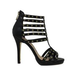 Gaudì Sandalo Donna Tacco Alto V53-64075 Nero