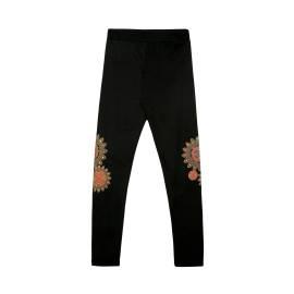 Desigual 17WWKK14 2000 leggings woman with mandala print