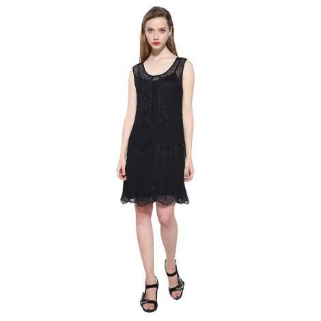 Desigual 17WWVK69 2000 vestito corto donna