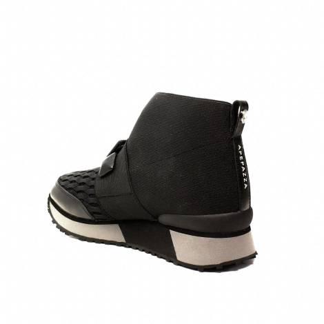 Articolo Donna Elastica Colore Zeppa Rsd09 Nero Con Apepazza Sneakers ZOiukTPX