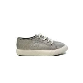 Byblos sneaker donna bassa color argento articolo ultra sport SHB224