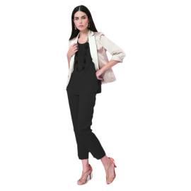 EDAS LUXURY RABITTI giacca classica donna raso ORO