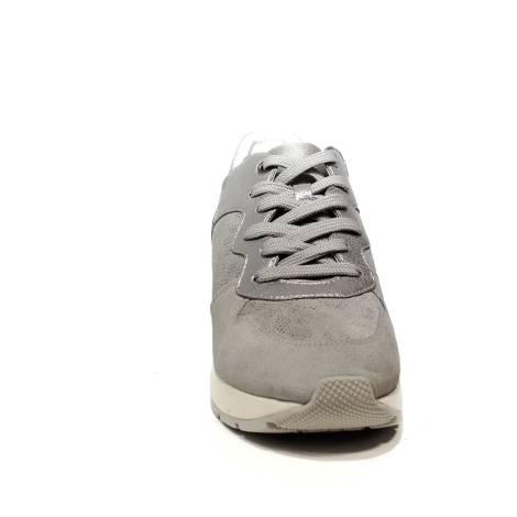 D828lc Sneaker Pusan1ng Articolo Alta Donna Colore Grigio Zeppa Con Geox m0NO8vywPn