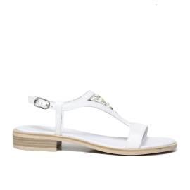 Nero Giardini P805660D 672 BEIGE sandalo donna