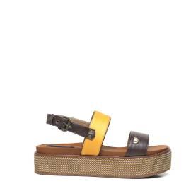 Wrangler WL181646 73 YELLOW sandalo donna