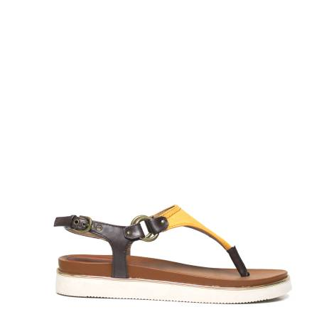 Wrangler WL181715 73 YELLOW woman sandal