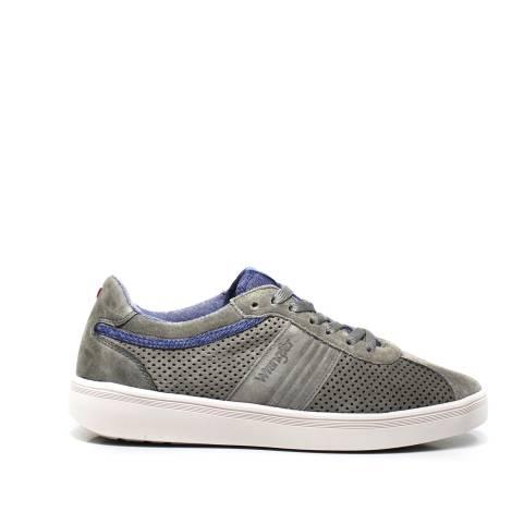 Wrangler WM171121 118 loafer shoes men's jeans color