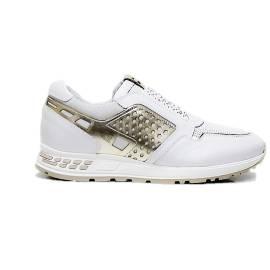 Nero Giardini P805231D 707 PLATINO woman loafer shoes