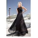 EDAS LUXURY SILEVIO DRESS LONG WOMAN