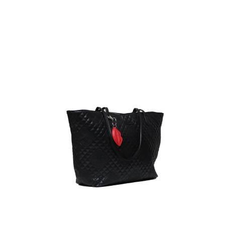 Desigual CLAUDIA CAPRI ZIPPER woman shopper bag
