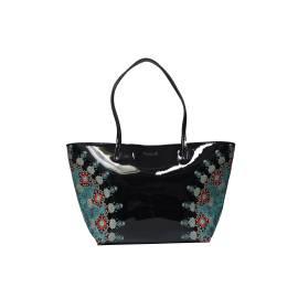 Desigual borsa donna VINIL GALACTIC CAPRI ZIPPER borsa shopper donna