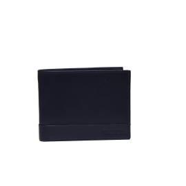 Mario Valentino VPP2SS15 BLU CODE portafoglio uomo layout orizzontale
