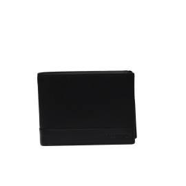 Mario Valentino VPP2SS15 NERO CODE portafoglio uomo layout orizzontale