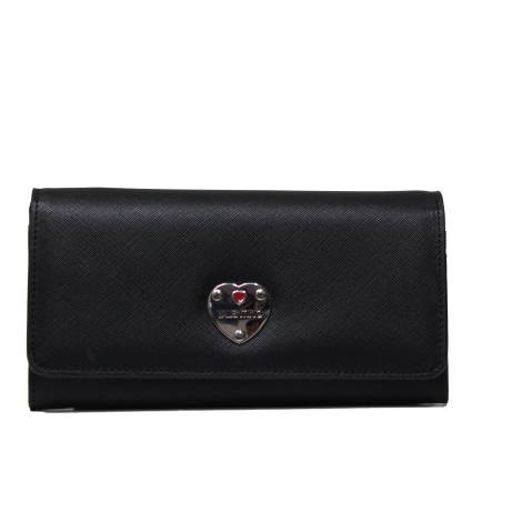 Valentino Handbags VPS1KO113S NERO ZELIG portafoglio donna in ecopelle