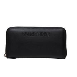 Mario Valentino VPS1GJ155 ICON NERO portafoglio donna con chiusura zip