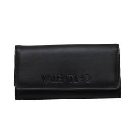 Valentino Handbags VPS2C2113 CLOVE NERO women's wallet in shiny eco-leather