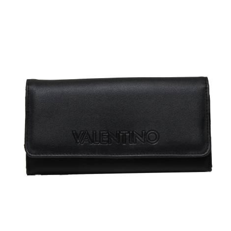 Mario Valentino VPS1GJ113 ICON NERO portafoglio donna in ecopelle