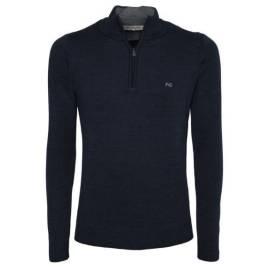 Nero Giardini Crew Neck Sweater Man A670300U 200 Blu