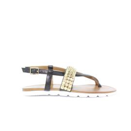 La Femme Plus Sandalo Basso Donna Art. 032-A5 Nero