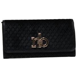 Roccobarocco RBPS2S4113 ANCHISE NERO portafoglio donna