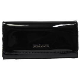 Roccobarocco ROPS1UO113 CAMPIGLIO BLACK women's wallet