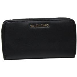 Valentino Handbags VPS319155 READY BLACK women's wallet with zip closure