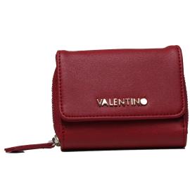 Valentino Handbags VPS319102 READY ROSSO portafoglio donna con chiusura zip