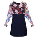 Desigual 18SWVWBY 5000 VEST_OLIVIA vestito corto da donna