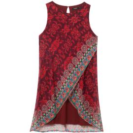 Desigual 18SWVWBR 3000 VEST_IRIS vestito corto da donna