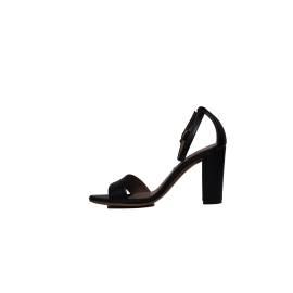 Albano 3148 SOFT BLU woman's sandal in blue nappa