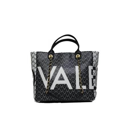 Valentino Handbags VBS3BH01 ARIEL NERO MULTICOLOR