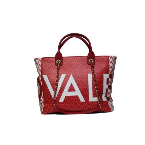 Valentino Handbags VBS3BH01 ARIEL ROSSO MULTICOLOR
