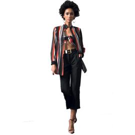 EDAS Luxury Trifilo pantalone tecnico con cinta