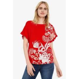Desigual 19SWTKBV 3005 TS_CHEROKEES t-shirt donna
