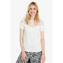 Desigual 19SWTKAM 1031 TS_CANNES t-shirt donna